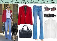 Steal Nicole Richie's Style: 3 Effortless Outfits To Get Her Look