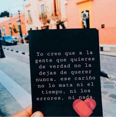 Truths, Frases, Te Quiero