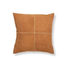 Leather Cushion - Cushions - Bedroom | Zara Home Hungary