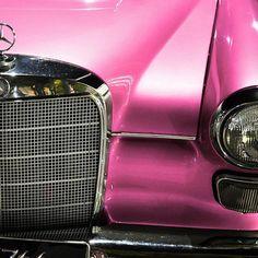 Bubble Gum pink.  Lol. I wanna slap a paint job on my 2014.