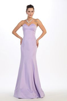 Homecoming Long Strapless Sweetheart Formal Evening Party Pageant Dress