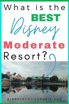 What is the best Disney moderate resort? If you're planning a trip to Walt Disney World in Orlando Florida, you might want to stay at a moderate hotel. This is the middle range when it comes to Disney resorts - it's not the most expensive, but it's not the most affordable, either. Our family loves the moderate resorts: Coronado Springs, Fort Wilderness, Port Orleans: Riverside & French Quarter, & Caribbean Beach Resort, Find out how they compare with this helpful chart. #disneymoderateresort Walt Disney World Vacations, Disney Resorts, Best Resorts, Vacation Deals, Dream Vacations, Disney World With Toddlers, Coronado Springs, Caribbean Beach Resort, Disney World Planning