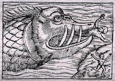 woodcut illustration prints   Woodcut illustration to Sebastien Münster's Cosmography (Cinquième ...