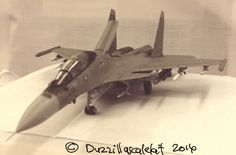 1/72 Royal Malaysian Air Force Su-30MKM (Bort No. M45-01).