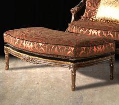 Deirdre Ottoman   Paul Robert   Home Gallery Stores . florence
