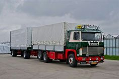 Scania Vabis BH-ND-04 Brouwer Vleuten ,