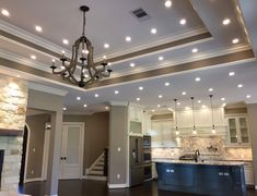 Having enough light is ALWAYS possible with PMMI Lighting Systems! (PMMI LED Fixtures, are the low voltage, POE, flush mount down lights in this photo.)