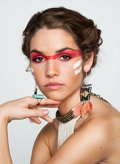 1f885c444 Indian from fantasy series photo lárus sigurðarson a href american indian  costumenative american makeupnative native indian make up face paint indian  ...