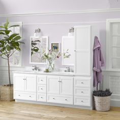 How much does a bathroom vanity and installation cost?