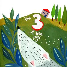 The Three Little Pigs by Anna N
