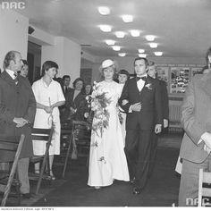 Ślub kościelny pani Kulik, 1979, fot. Grażyna Rutowska