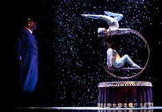 Las entradas para ir a ver el Cirque du Soleil, con EL PERIÓDICO, un 40% más baratas.