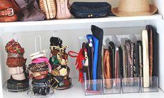 Quem está precisando organizar o guarda-roupa? Veja 7 segredos que vão fazer a diferença na organização