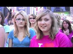 The 2011 Volkswagen Jetta was unveiled at the Urban Oasis in Times Square on Tuesday, June 15th, 2010. The event was filled with fun surprises, including a rockin' performance by Katy Perry, and some fabulous food courtesy of Mario Batali. Watch what fans had to say while they were waiting for the VW party to start!