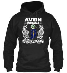 Avon, Indiana - My Story Begins