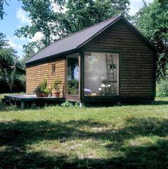 Cabana pré fabricada - um lugar para sonhar ~ ARQUITETANDO IDEIAS