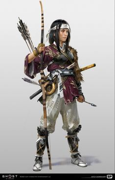 Female Character Design, Character Design Inspiration, Character Concept, Character Art, Concept Art, Story Inspiration, Character Ideas, Ronin Samurai, Samurai Art