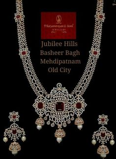 Heavy Jhumkas Trendy Diamond Long Set | Jewellery Designs