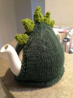 Dinosaur Tea Cozie