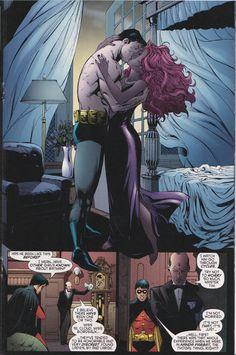 Batman # 676 | Written by Grant Morrison, pencils by Tony Daniels