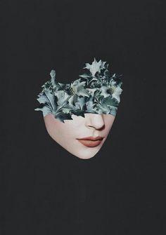 A sensualidade cheia de simbologia e provocação das colagens de Rozenn Le Gall | Hypeness – Inovação e criatividade para todos.