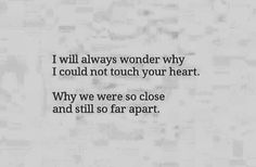 Wondering.... Toxic Love, Touching You, Your Heart, Like Me