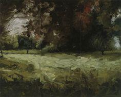 Park Piece 1971 250 cm x 375 cm Catalogue Raisonné: 310 Oil on canvas GERHART RICHTER