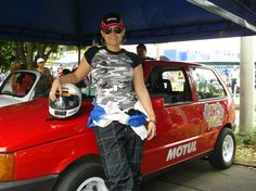 MIB second car Fiat Uno Mille mod 1994 (It was mib racing car too on stock category 2010)