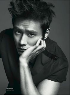 Lee Byung Hun | Portraits | Pinterest