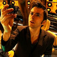 The episode in which David Tennant's neck ruined everyone