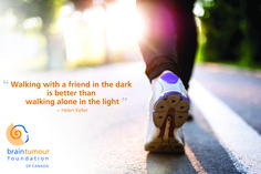 Walking with a friend in the dark is better than walking alone in the light - Helen Keller. #MondayMotivation