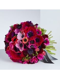 Mixed Anemone Bouquet