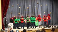 1.a osztály Manók tánca