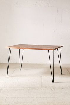 Shop Finley Hairpin Table at Urban Outfitters today. We carry all the latest styles, colors and brands for you to choose from right here.