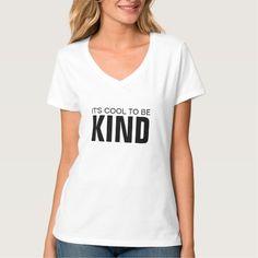 Give Kindness T-Shirt - #vanidclothing #zazzle #shirts #kindness #itscooltobekind