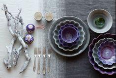 "MATEUS _ ""Handmade in Portugal"" para o mundo! Table Setting Inspiration, Ceramic Tableware, Swedish Design, Holiday Tables, Decoration, A Table, Dinnerware, Decorative Plates, Table Settings"