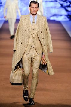 Etro | Fall 2014 Menswear Collection