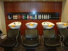 hair color bar station | Salon Design Photo Gallery Portfolio Page Two | Salon Interiors, Inc
