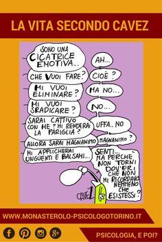 La vita secondo #Cavez: Cicatrice emotiva. Lol, Snoopy, Frases, Photos, Humor, Bead, Fun