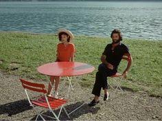 "121 Likes, 4 Comments - Catzorange (@catzorange) on Instagram: ""Le Genou de Claire, Eric Rohmer, 1970"""