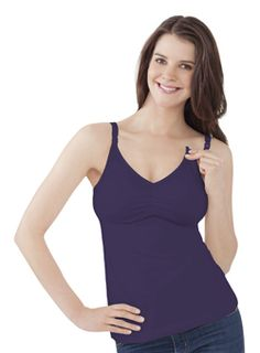The Essential Nursing Tank - these are the best! I already have two but I love the purple.