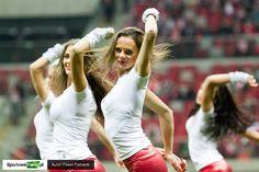 Cheerleaders Gdynia na meczu Polska - RPA - Galerie zdjęć - Piłka nożna - SportoweFakty.pl