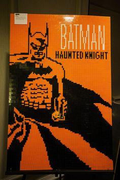 BATAMAN - Haunted Knight   WIN A LEGO FERRARI: http://pinterest.com/pin/19984792069482040/