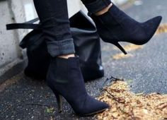 shoes boots fall style