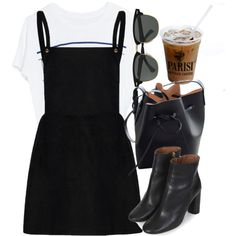 Untitled #7164 by laurenmboot on Polyvore featuring polyvore, fashion, style, Lovers + Friends, Topshop, Mansur Gavriel, Ray-Ban and clothing
