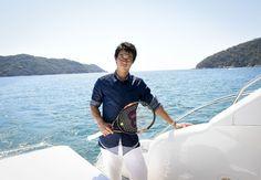 Kei Nishikori Photos - Kei Nishikori Vacations in Acapulco - Zimbio