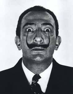 """I don't do drugs. I am drugs."" - Salvador Dalí"