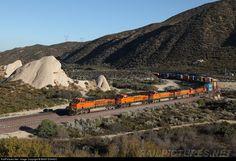 RailPictures.Net Photo: BNSF 7079 BNSF Railway GE ES44C4 at Cajon, California by BNSF ES44DC