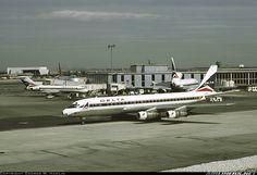 Photo taken at New York - John F. Kennedy International (Idlewild) (JFK / KJFK) in New York, USA on June 12, 1977.