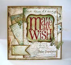 Nixe07 - Moni´s creative place: Sneak Peek ... Lili of the Valley *Make A Wish*